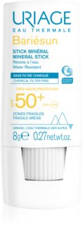 Uriage Bariésun stick protettivo minerale per zone sensibili SPF 50+