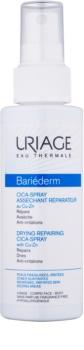 Uriage Bariéderm Cica spray reparador secante con cobre y zinc