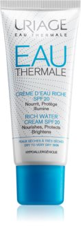 Uriage Eau Thermale Nutritive Cream SPF 20