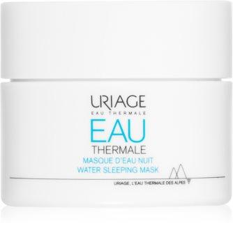 Uriage Eau Thermale intensywnie nawilżająca maseczka do twarzy na noc