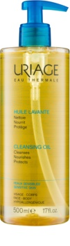 Uriage Hygiène umývací olej na tvár a telo