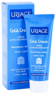 Uriage 1érs Soins Bébés crema nutritiva corp si fata