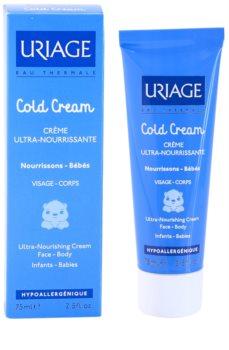 Uriage 1érs Soins Bébés Nutritive Cream For Body and Face