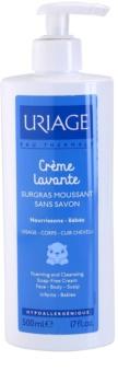 Uriage 1érs Soins Bébés Reinigungscreme für Gesicht, Körper und Haare