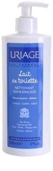 Uriage 1érs Soins Bébés čisticí mléko na tělo a obličej