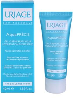 Uriage AquaPRÉCIS hydratační gelový krém pro normální až smíšenou pleť