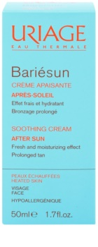 Uriage Bariésun crema cu efect calmant dupa expunere la soare fata