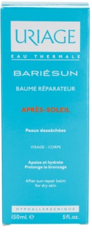 Uriage Bariésun balsam reparator dupa soare pentru piele uscata
