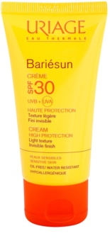 Uriage Bariésun leichte schützende Gesichtscreme  SPF30