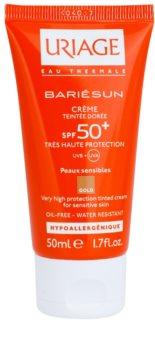 Uriage Bariésun crema protettiva colorata SPF 50+