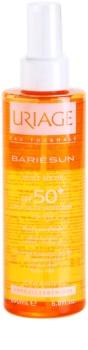 Uriage Bariésun suchý olej na opalování SPF 50+