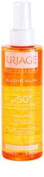 Uriage Bariésun suchý olej na opaľovanie SPF 50+