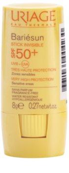 Uriage Bariésun Stick para proteção das áreas mais sensíveis SPF 50+