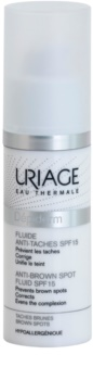 Uriage Dépiderm fluid proti pigmentovým skvrnám SPF15