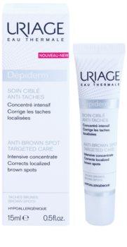 Uriage Dépiderm intenzivní koncentrovaná péče proti pigmentovým skvrnám