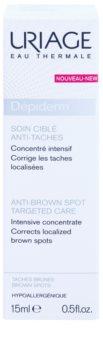 Uriage Dépiderm intesnive konzentrierte Pflege gegen Pigmentflecken