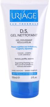 Uriage D.S. gel calmant pentru piele uscata, actionand impotriva senzatiei de mancarime
