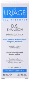 Uriage D.S. zklidňující emulze na seboroickou dermatitidu
