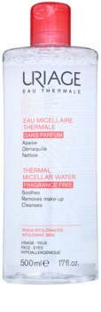 Uriage Eau Micellaire Thermale Thermal Micellar Water for Sensitive Skin Fragrance-Free