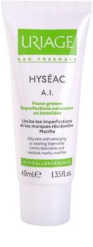 Uriage Hyséac A.I. matující krém pro mastnou pleť se sklonem k akné