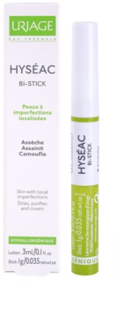 Uriage Hyséac Bi-Stick Stäbchen gegen Schönheitsfehler der Haut