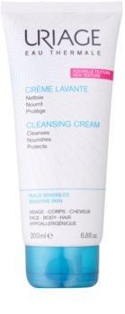 Uriage Hygiène vyživující čisticí krém na tělo a obličej