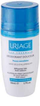 Uriage Hygiène jemný deodorant roll-on bez obsahu hliníku