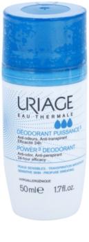 Uriage Hygiène deodorant roll-on proti bílým a žlutým skvrnám