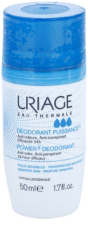 Uriage Hygiène dezodorant roll-on proti belim in rumenim madežem