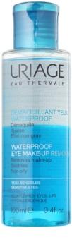 Uriage Hygiène desmaquillante para  maquillaje resistente al agua para ojos sensibles