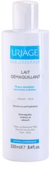 Uriage Hygiène Abschminkmilch für normale und trockene Haut