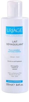 Uriage Hygiène sminklemosó tej normál és száraz bőrre