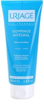 Uriage Hygiène Exfoliating Cleansing Gel For Sensitive Skin