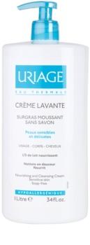 Uriage Hygiène jemný pěnivý mycí gel