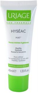 Uriage Hyséac Mat´ gel creme matificante para pele oleosa e mista
