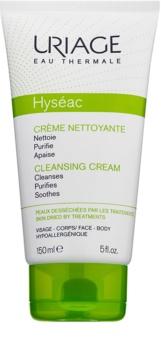Uriage Hyséac krem oczyszczający do skóry  tłustej