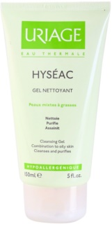 Uriage Hyséac Cleansing Gel for Oily and Combination Skin