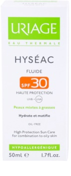 Uriage Hyséac matující fluid s hydratačním účinkem SPF 30