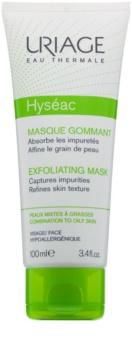 Uriage Hyséac mascarilla exfoliante para pieles grasas y mixtas