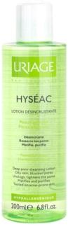 Uriage Hyséac oczyszczająca woda do twarzy do skóry  tłustej