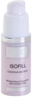 Uriage Isofill crema antiarrugas contorno de ojos