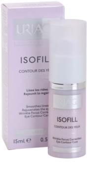 Uriage Isofill oční protivráskový krém