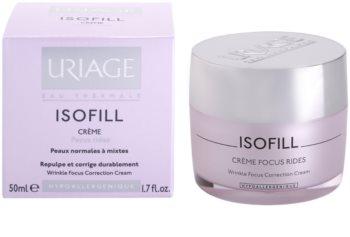 Uriage Isofill crema antiarrugas para pieles normales y mixtas