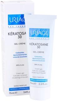 Uriage Kératosane 30 zvláčňující gelový krém