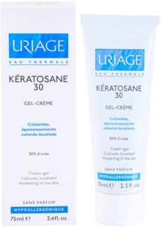 Uriage Kératosane 30 зволожуючий крем-гель