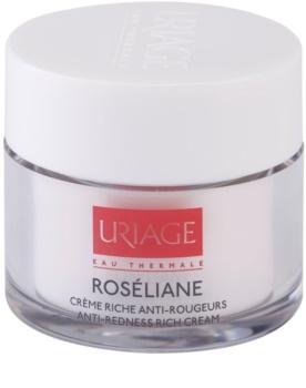 Uriage Roséliane hranilna dnevna krema za občutljivo kožo, nagnjeno k rdečici