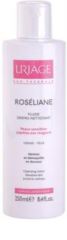 Uriage Roséliane Cleansing Fluid for Sensitive, Redness-Prone Skin