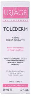 Uriage Toléderm crema hidratante y calmante para pieles intolerantes