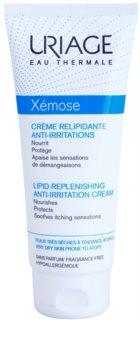 Uriage Xémose Creme lipido-reabastecedora e anti irritações para pele sensível e atópica