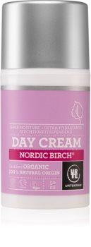 Urtekram Nordic Birch crème de jour hydratante intense